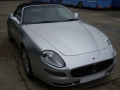 Maseratti import awaiting customer collection 1