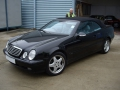 Mercedes CLK 320 import awaiting customer collection1
