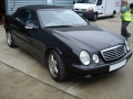 Mercedes CLK 320 import awaiting customer collection2